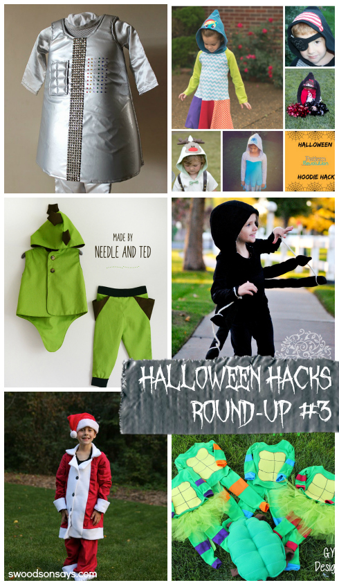 PDF pattern costumes
