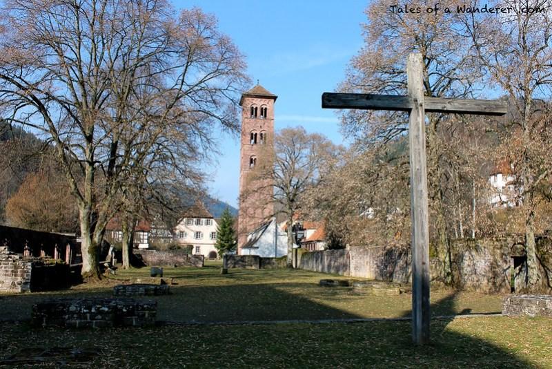 CALW - HIRSAU - Kloster Hirsau - Klosterkirche St. Peter und Paul / Eulemturm