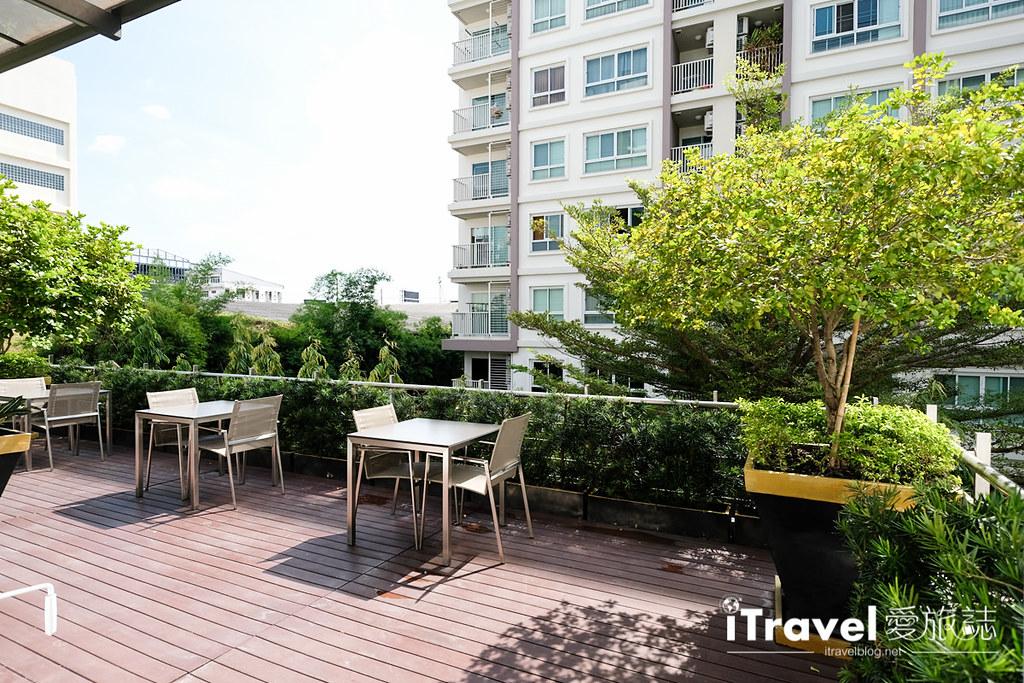 曼谷公寓酒店 Qiss公寓毕里斯 Qiss Residence by Bliston 57