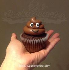 PoopEmojiCupcake