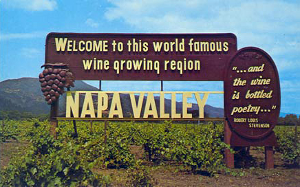 Napa Here I Come!