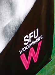 SFU WOODWARD'S W