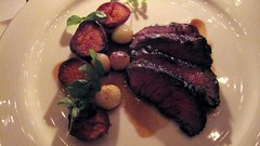 Grilled Bavette Steak - One if by Land