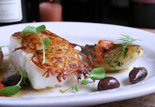 Anella Potato-Crusted Chatham Cod