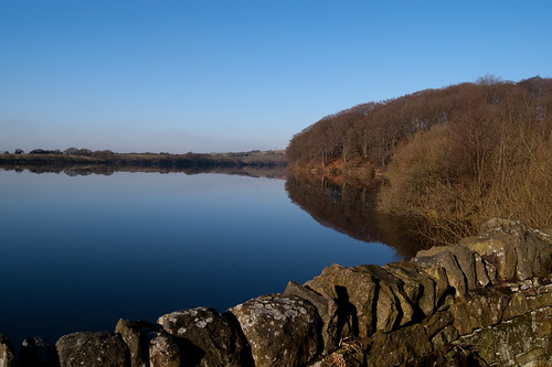Reflections over Anglezarke #4