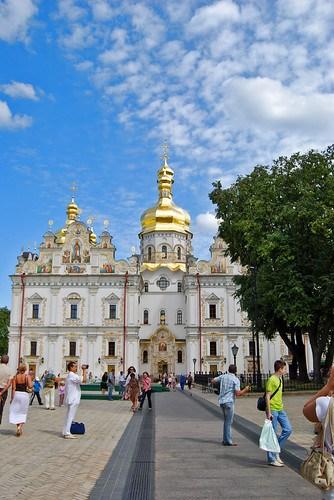 Monasterio de Lavra en Kiev