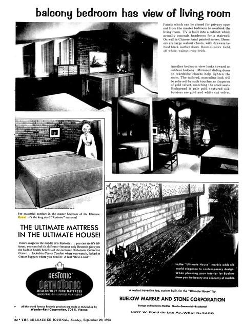 Milwaukee Journal - Ultimate House - 1963 (10 of 11)