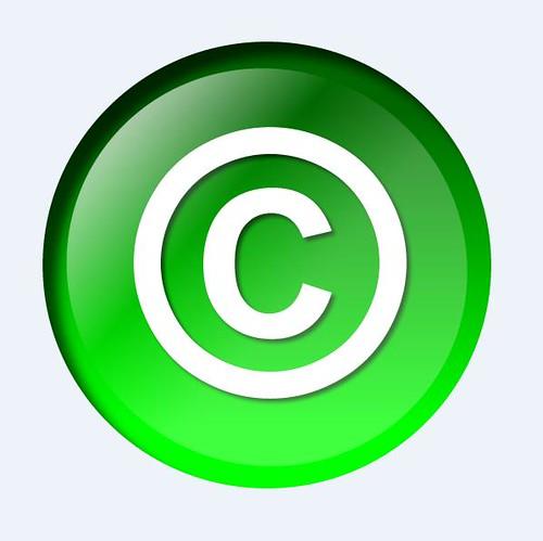 copyright verde ok
