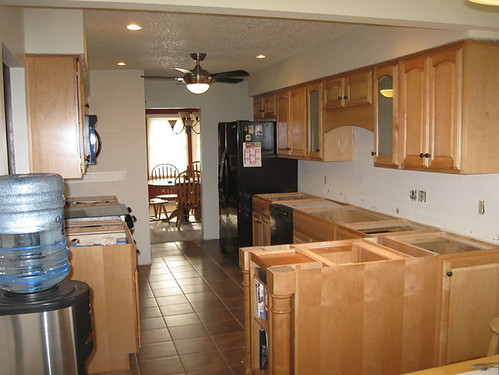 Before Counter Tops