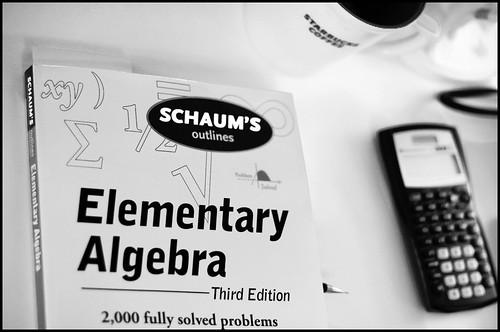 Basic Algebra Review (by StarbuckGuy)
