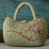 cherry blossom bag pattern
