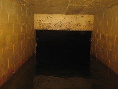 Flooded Radar Bunker