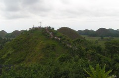 The Viewing Deck at Sagbayan Peak