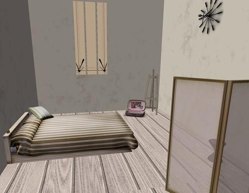 Skybox bedroom