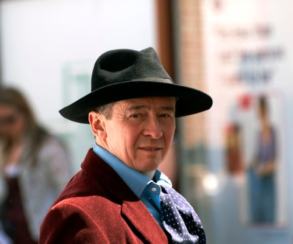 Paul Whitehouse - Rickmansworth High Street.