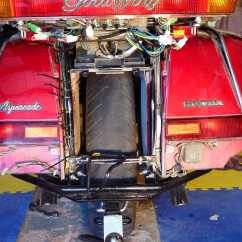 Goldwing 1500 Trailer Wiring Diagram Nissan Frontier 2000 Gl1500 A Plug Steve Saunders Forums