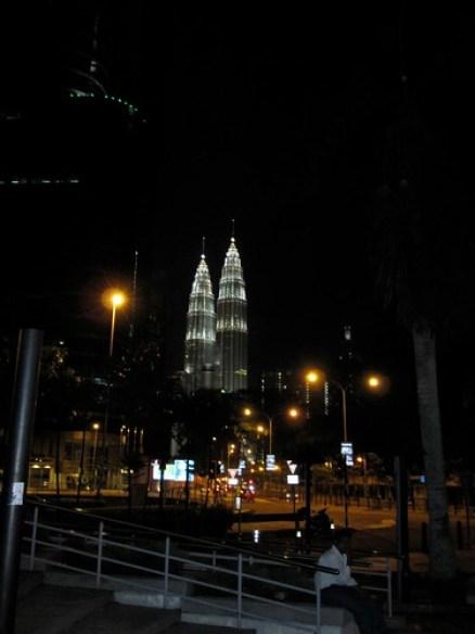 Petronas at Night_2