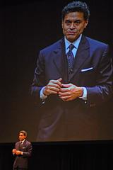 Fareed Zakaria speaks at Blumenthal