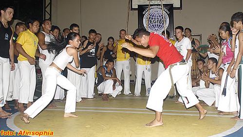 Capoeira CDLB 05 por você.