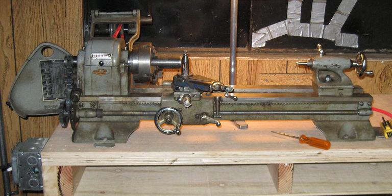 Craftsman Metal Lathe Tools