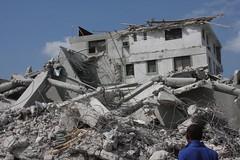 Port au Prince, Haiti Earthquake 2010
