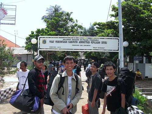 Gerbang Pulau Pramuka