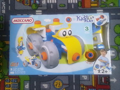 meccano 2+ educational toy
