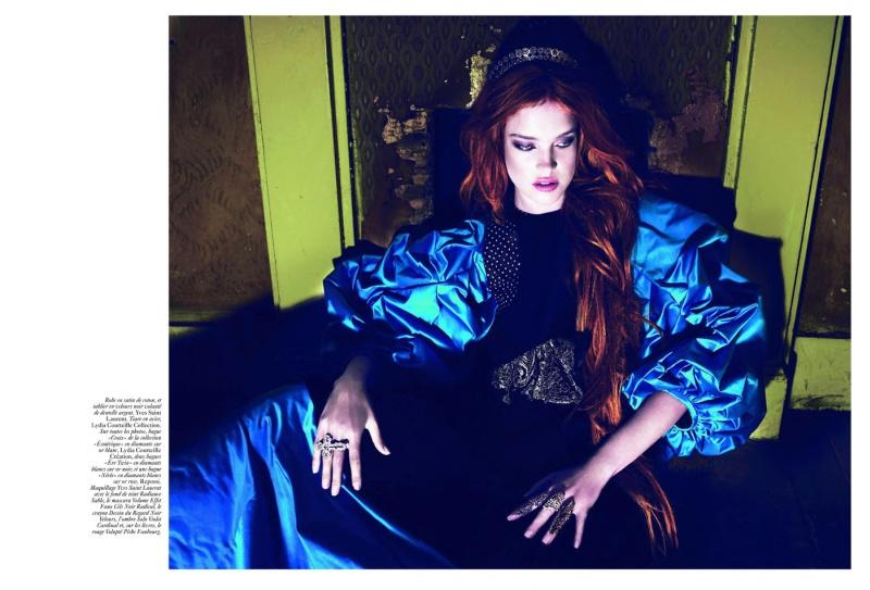 Vogue Paris April 2010 3