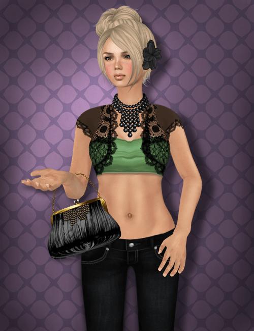 donnaflorabagnecklace
