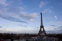 Eiffel Tower and more landmarks