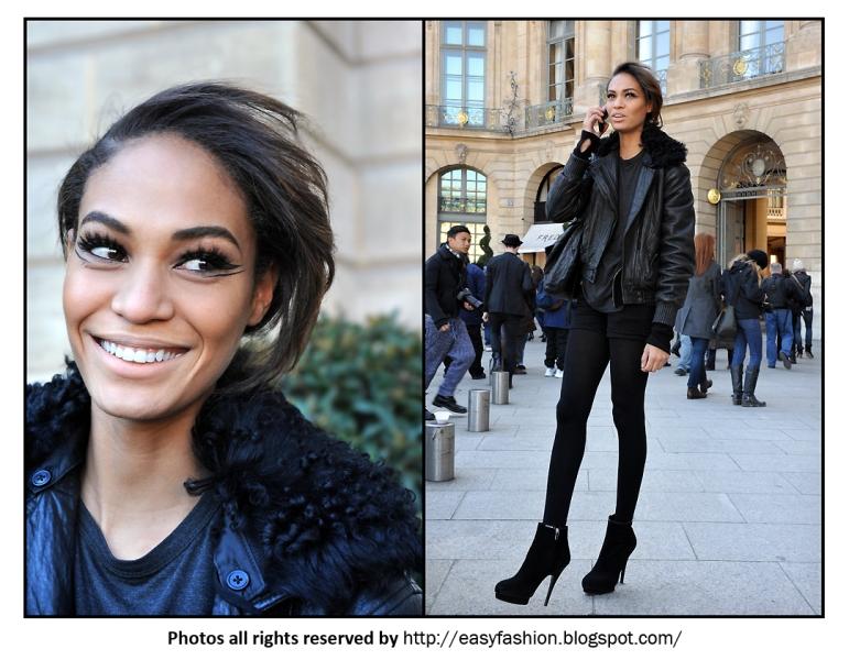 Tall girls don't fly - Paris FW