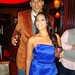 Matt Barnes and Gloria Govan