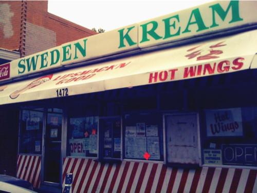The Sweden Kream, Memphis, Tenn.