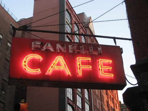 Fanelli's Cafe NYC