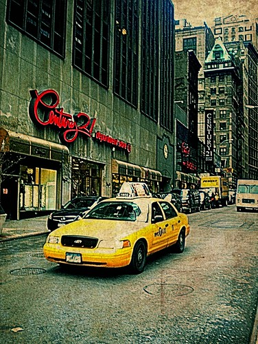 century 21 and a cab