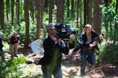 How do you shoot a movie?
