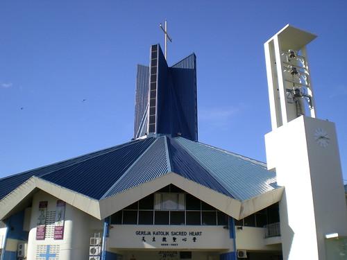 Sacred Heart Cathedral, Sibu