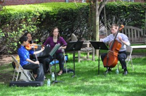 String Quartette wedding music