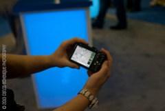 Casio Hybrid GPS Camera - Map Display