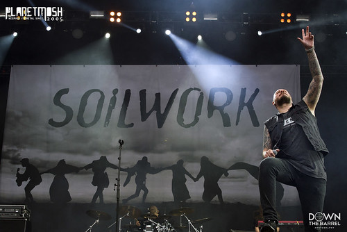 Soilwork - Tuska 2017