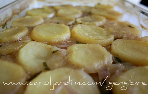 12. Batatas Francesas