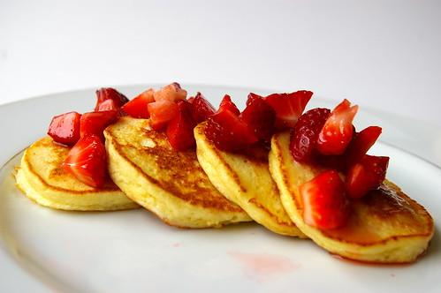 Lemon Ricotta Pancakes III