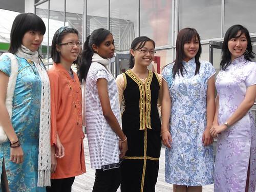 Mel @ CNY gathering