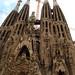 Sagrada Familia Steeples, Barcelona