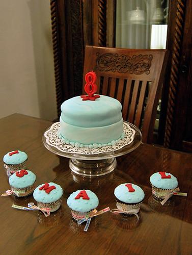 Birthday Cake Ismail