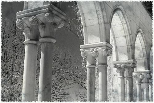 Cloisters Pillar