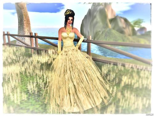 Golden Bloom 2