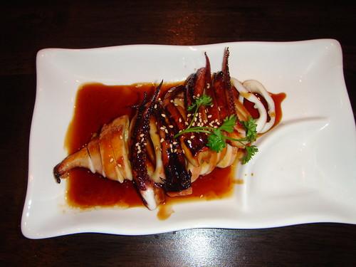 Kumo - Ikamaru (BBQ Calamari)