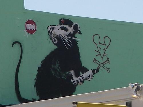 (Inverted) Muni Banksy