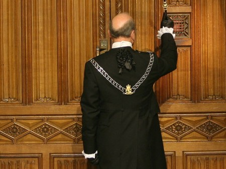 State of Opening of Parliament: Summoning the MPs